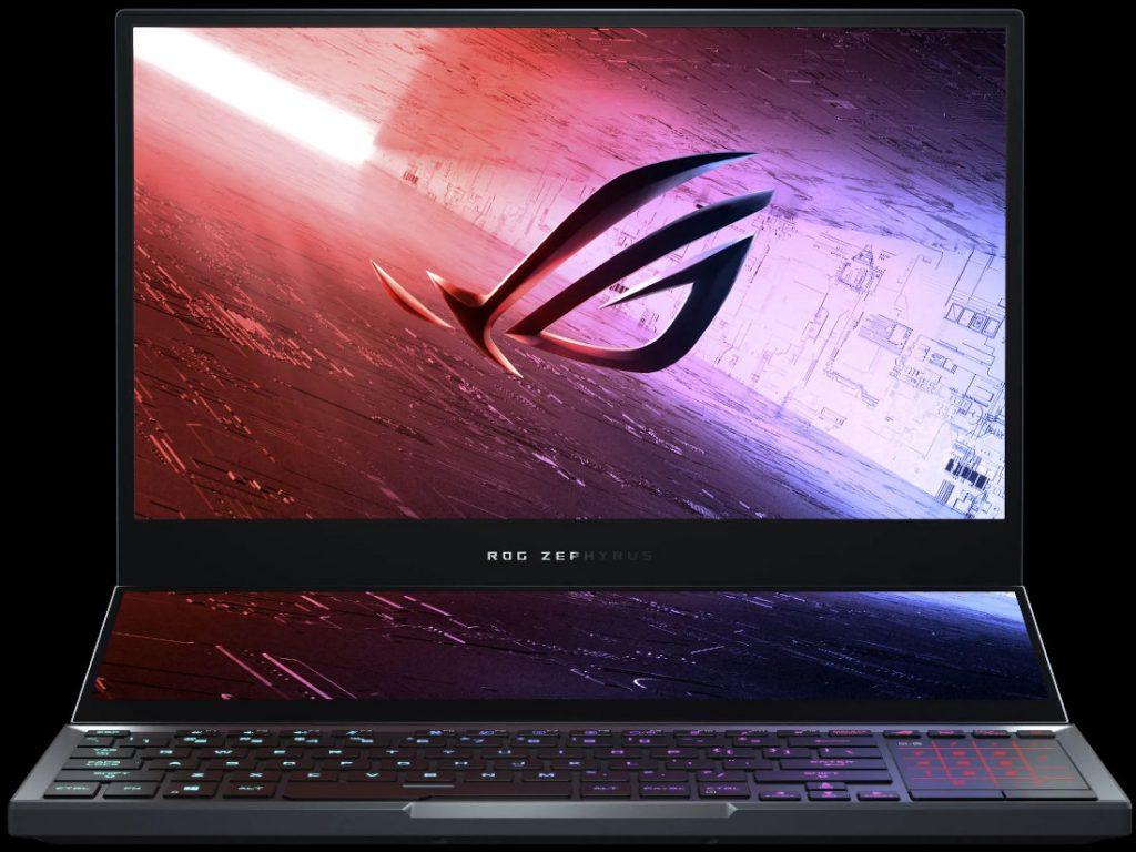 تقدم ASUS 7 أجهزة كمبيوتر محمولة ROG جديدة مع وحدات المعالجة المركزية من السلسلة Intel من الجيل العاشر H و NVIDIA RTX 2080/2070 Super GPUs 1