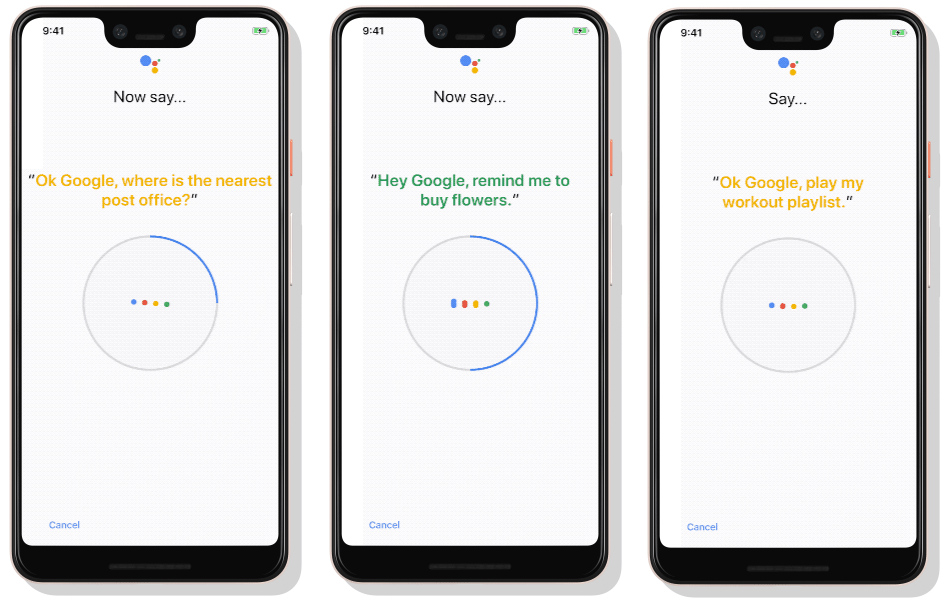 Google Assistant update brings better voice training and sensitivity toggle