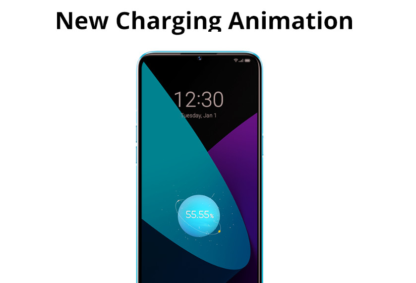 realme smartphones to get new charging animation