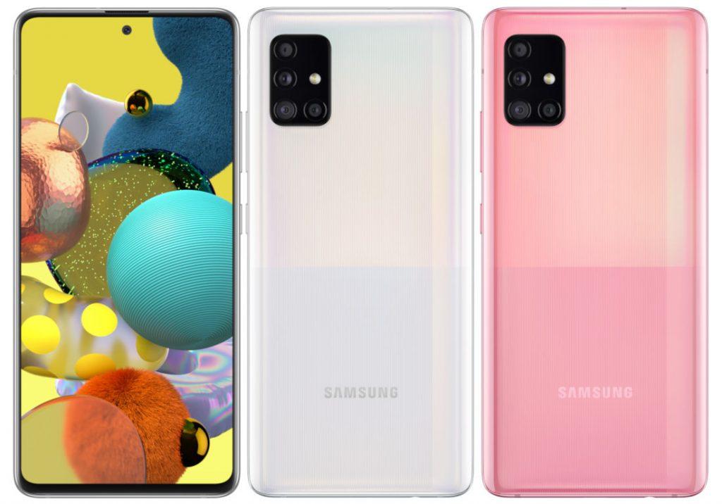 سامسونج Galaxy A51 5G و Galaxy تم الإعلان عن A71 5G مع FHD + AMOLED Infinity-O Display و Exynos 980 وكاميرات خلفية رباعية وكاميرا أمامية 32 ميجابكسل 1