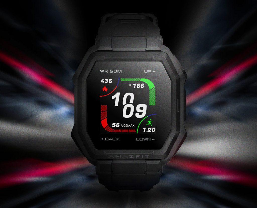 amazfit ares smartwatch