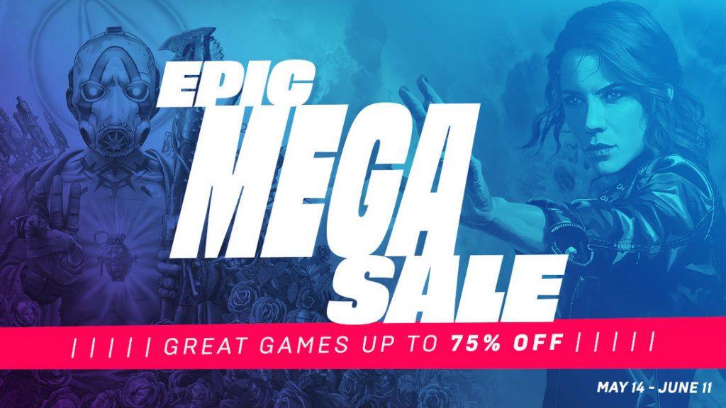 "متجر Epic Games يقدم Grand Theft Auto V مجانًا خلال ""Epic Mega Sales 2020"" 1"