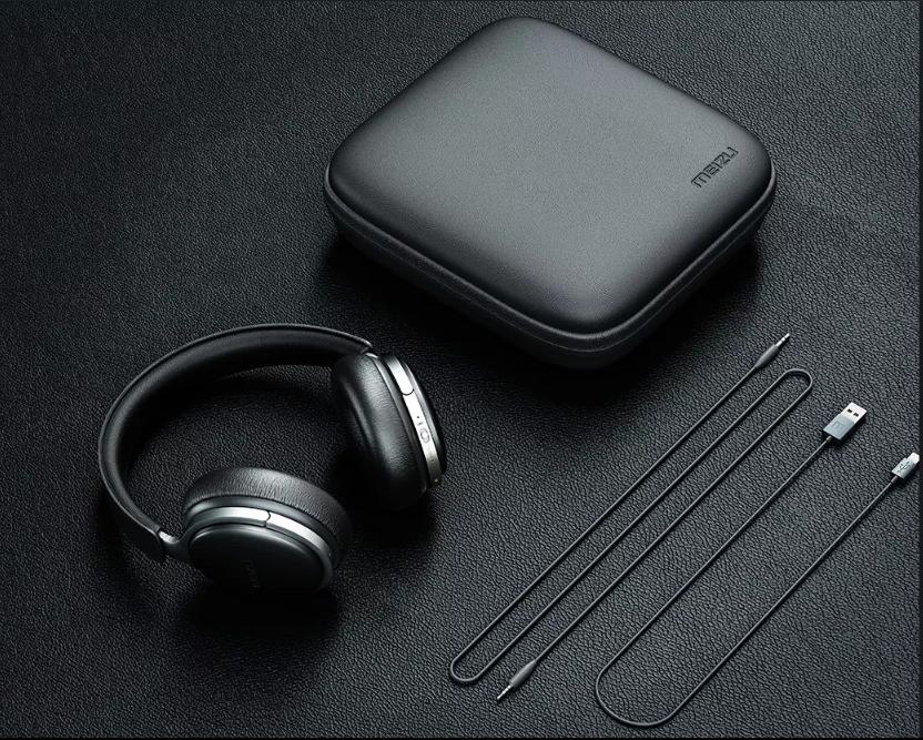 أعلن Meizu HD60 ANC سماعات الرأس مع بلوتوث 5.0 ، صوت aptX 2