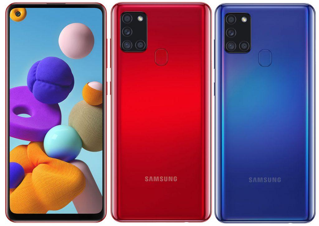 Samsung Umumkan Galaxy A21s Ini Spesifikasi Lengkapnya