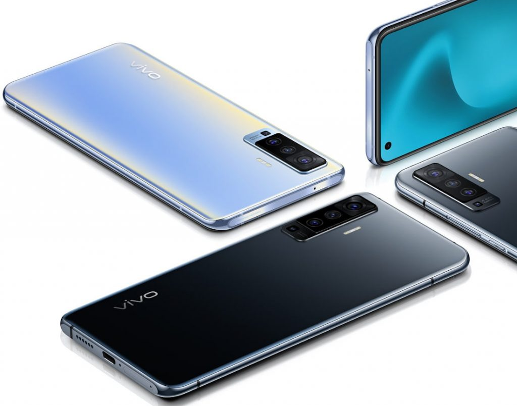 Vivo X50 Pro display