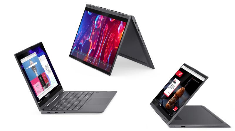 Lenovo Announces Yoga Slim 7i Yoga Slim 7 Pro Yoga 6 Laptops And More