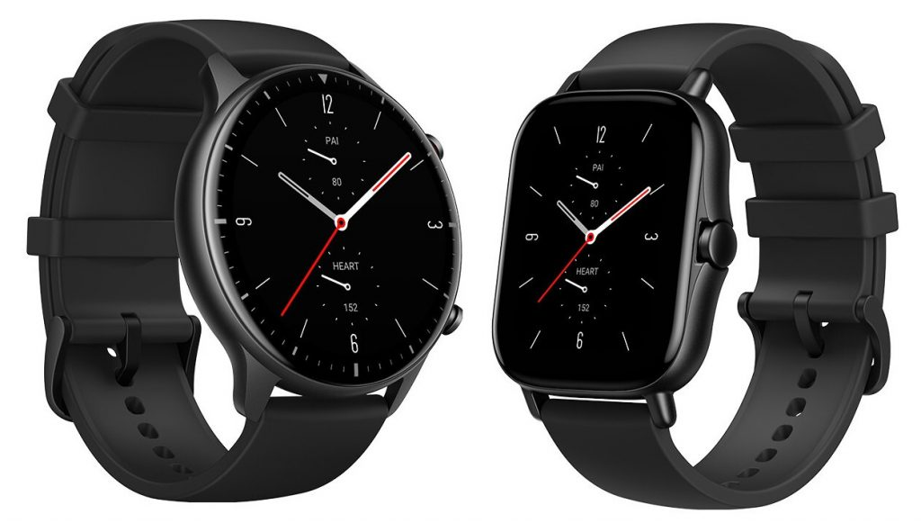 Amazfit GTR 2 and GTS 2 with curved AMOLED display, blood oxygen detection  to be announced on September 22
