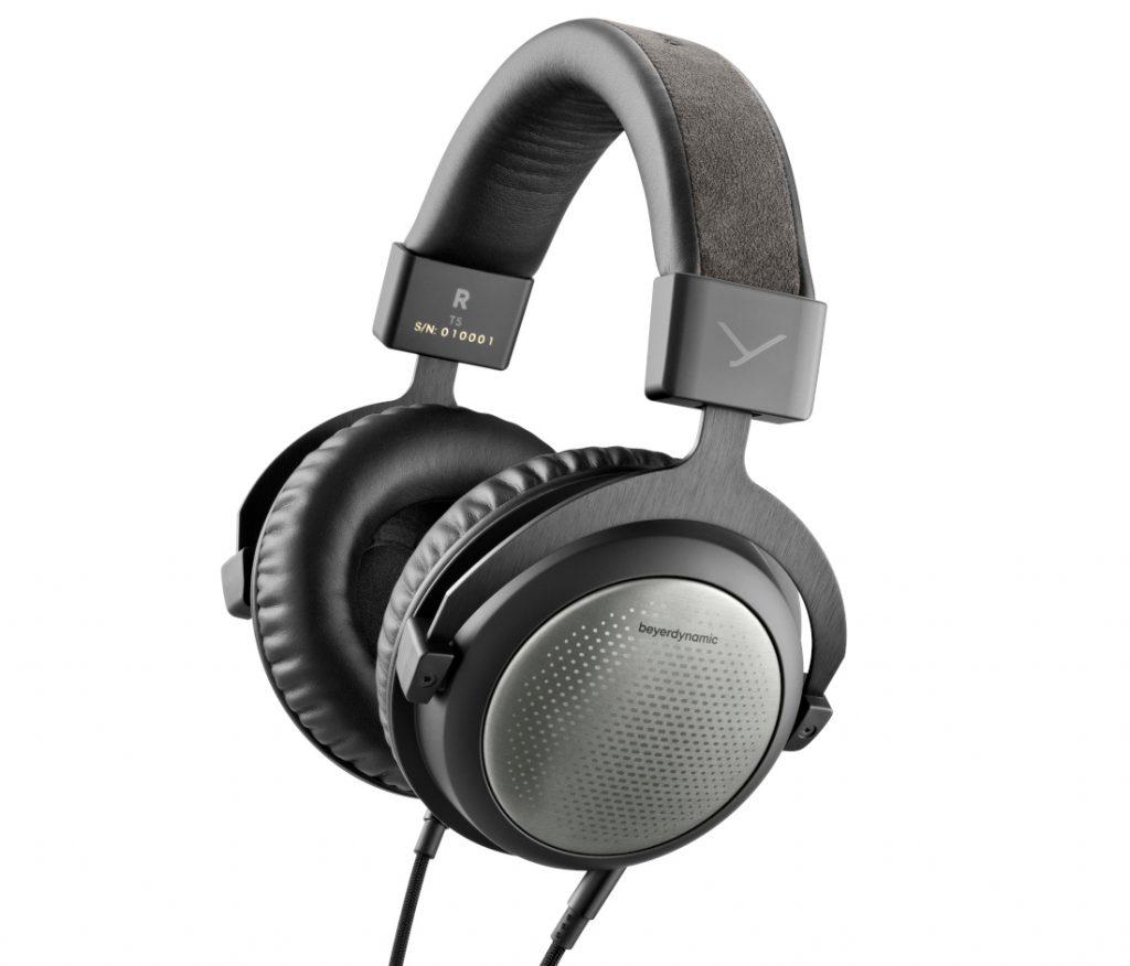 beyerdynamic T1 and T5 Tesla Hi-Fi 3rd gen headphones ...