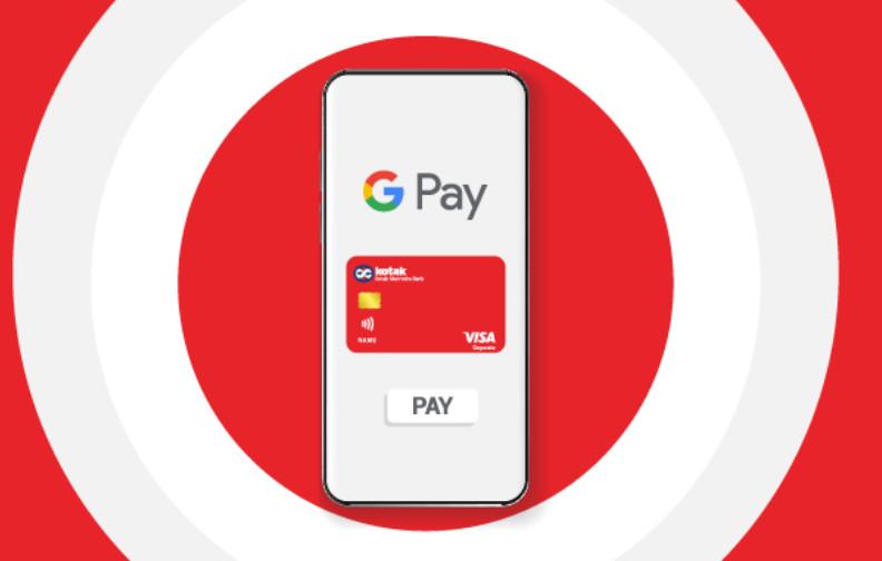 Google Pay Adds Support For Payment Via Kotak Mahindra Visa Debit Credit Cards