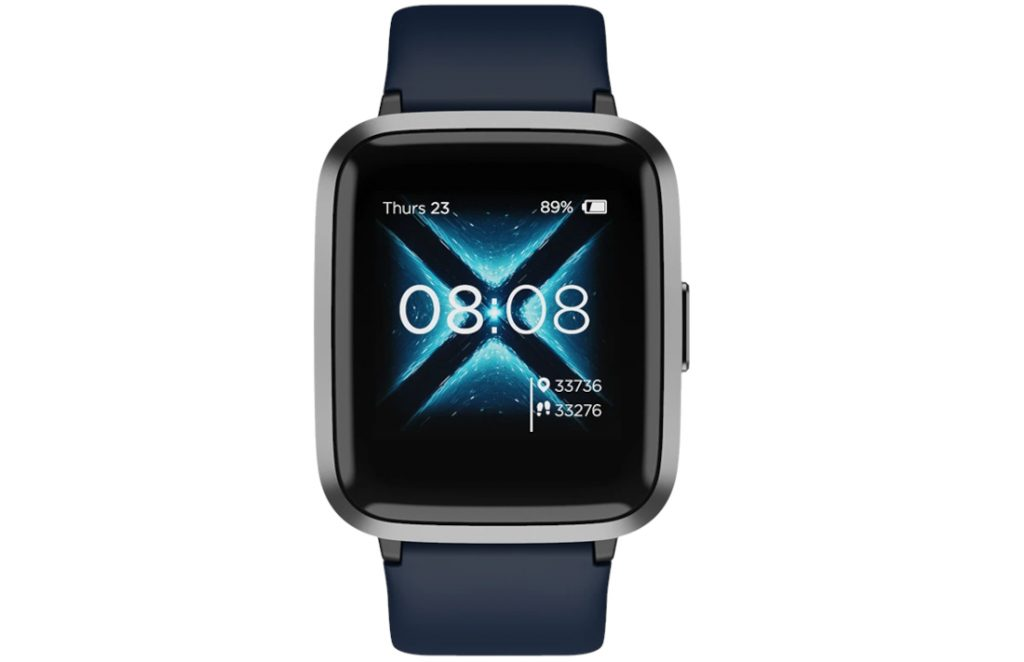 boAt Storm fitness smartwatch with 1.3-inch curved display, SpO2 monitoring  launched for Rs. 1999