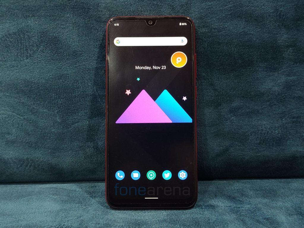 Redmi Note 7 Pro Android 11 PixysOS