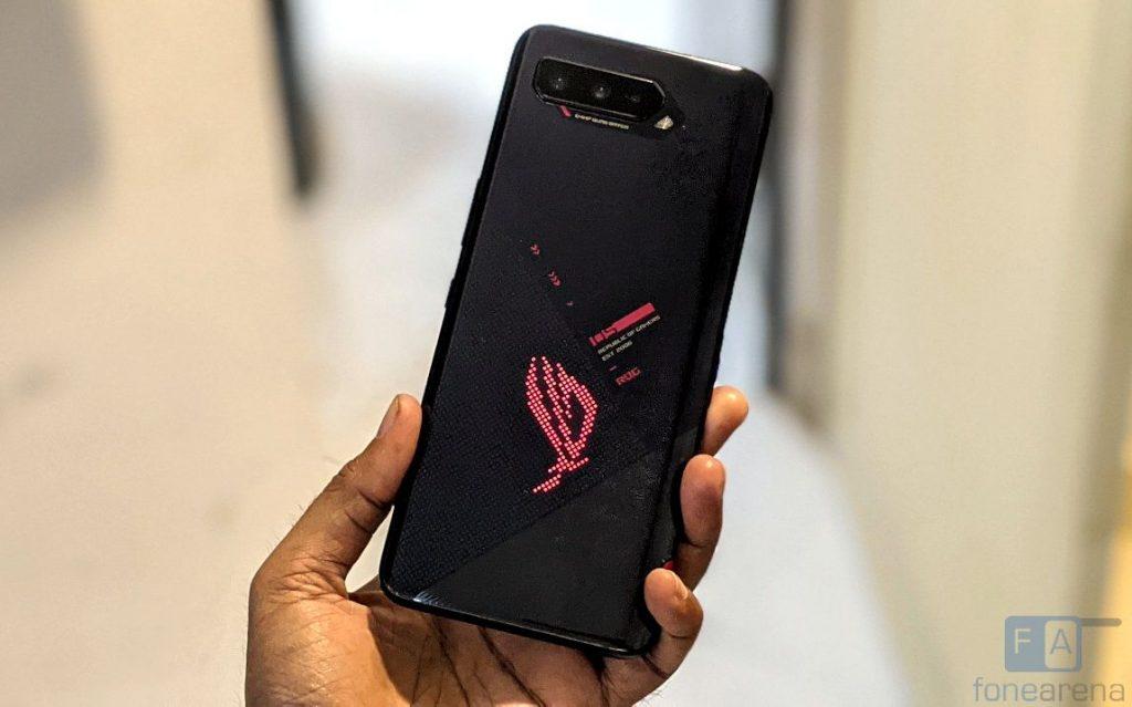ASUS ROG Phone 5 fonearena 5