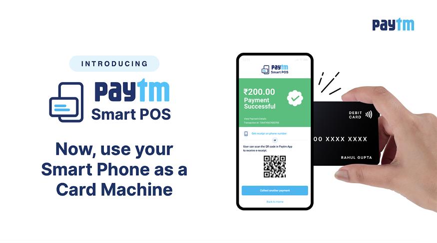 Paytm Smart POS system