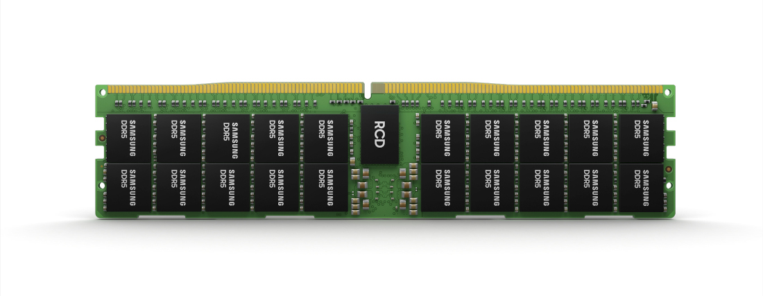 Samsung introduces 512GB DDR5 module with HKMG process technology
