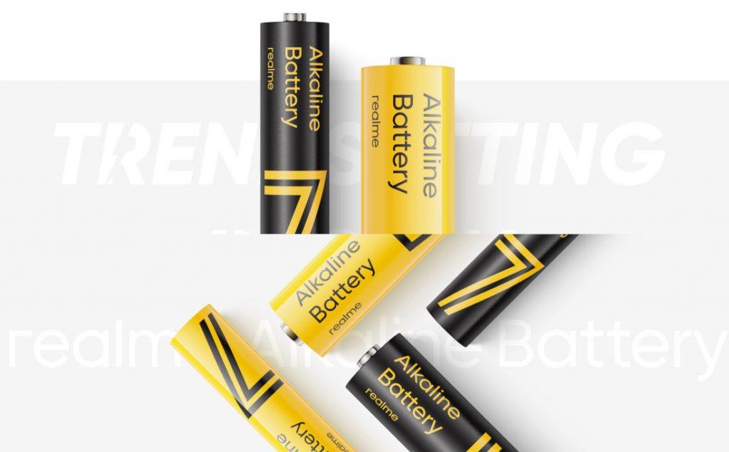 Realme Alkaline Batteries