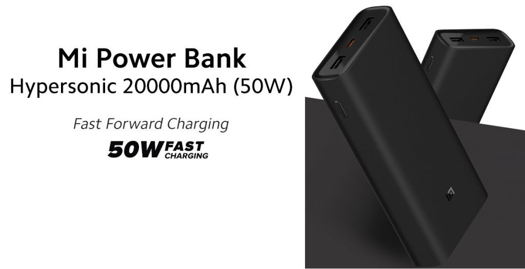 Mi Power Bank Hypersonic