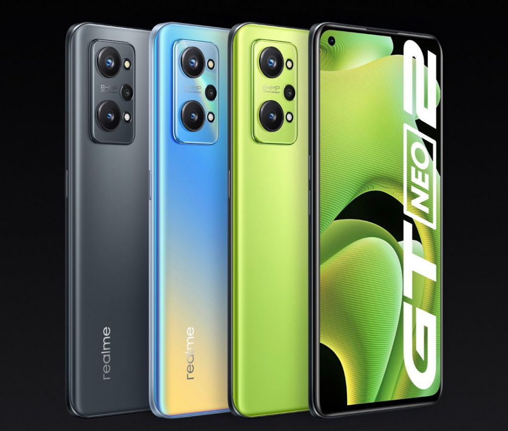 realme GT Neo2 with 6.62-inch FHD+ 120Hz AMOLED display, Snapdragon 870,  5000mAh battery launched in India starting at Rs. 31999
