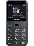 Philips E310 Senior Citizen Mobile Phone