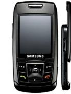 Samsung E250i