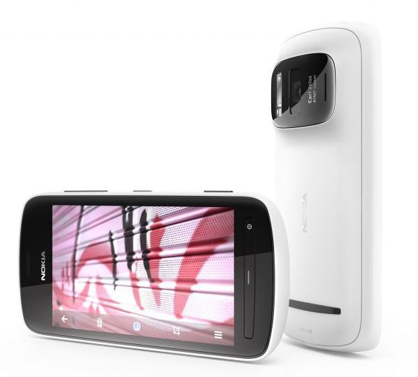 Nokia 808 Pure View